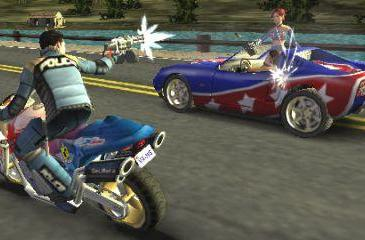 Pursuit Force: Extreme Justice heads to PSP & PS2