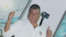El movimiento político de Correa cree que la Interpol se negará a arrestarlo