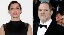 Harvey Weinstein contro Rose McGowan: la guerra è iniziata