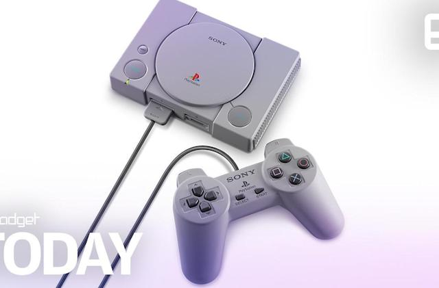 Sony reveals the complete list of PlayStation Classic games