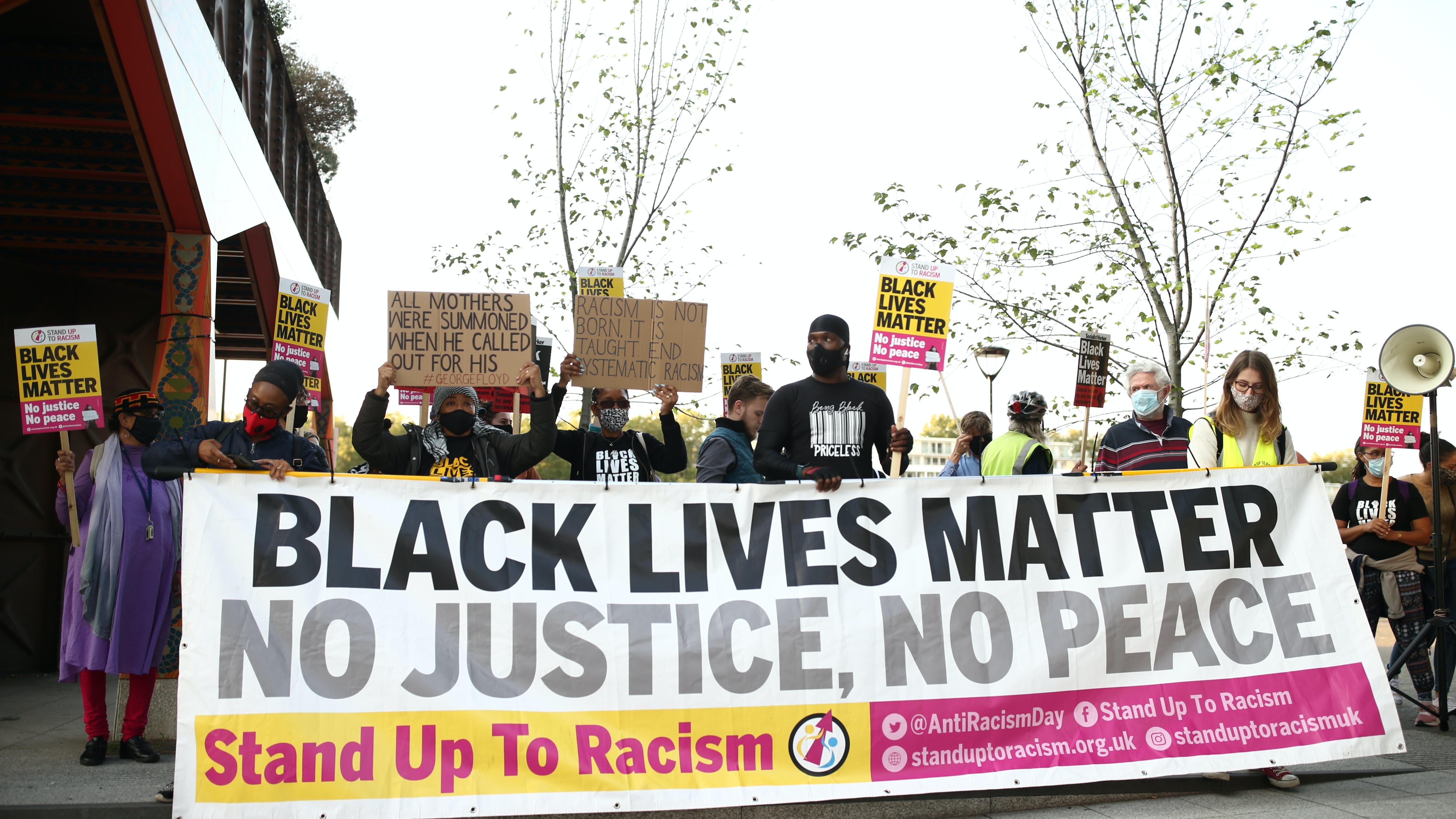Call for urgent action to protect human rights of black people – report