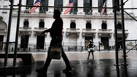 Stocks drift lower as investors look ahead to Fed decision