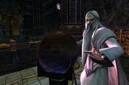 LotRO displays the true power of Saruman