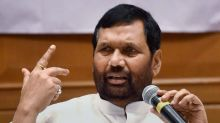 Paswan Says By-Election Loss Setback for NDA, Calls for Course Correction
