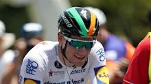 Tour de France: Bennett sprints into green jersey, Roglic untroubled