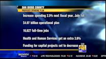 New county spending plan drawing opposition