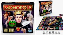 Monopoly Has a New Disney Villains Version That Will Make Game Night Evil
