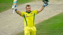 Aaron Finch blasts massive century as Aussies make cricket history