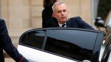 Mediapart épingle François de Rugy sur son usage des voitures avec chauffeurs