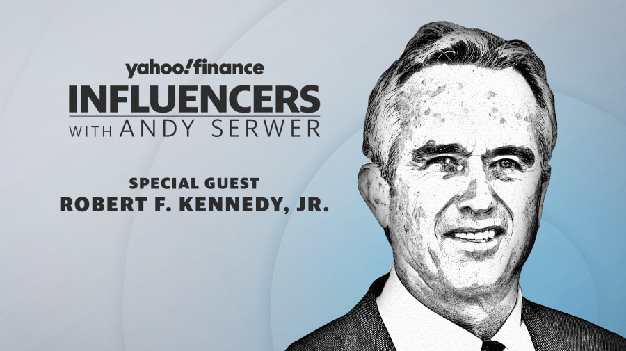 Robert F. Kennedy, Jr. joins Influencers with Andy Serwer