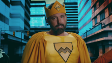 J.J. Abrams directs a star-studded trailer for a comic book Jimmy Kimmel wrote at 10 years old