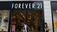 Forever 21 files for bankruptcy, set to close 350 stores globally