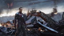 Robert Downey Jr. reflects on playing Iron Man