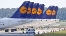 Exclusive: Lufthansa draws up 'Plan B' to avoid insolvency - source