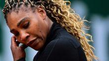 Roland-Garros: Serena Williams déclare forfait avant son 2e tour