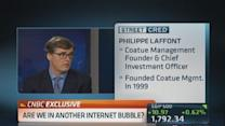 Not in internet bubble; small companies transitioning: La...