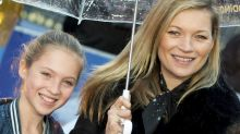 Kate Moss's Daughter Lands Her First Campaign