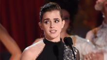 Emma Watson nos regala un discurso apasionado al ganar el primer premio de género neutro del cine
