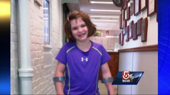 Family of youngest Boston Marathon survivor speaks about recovery