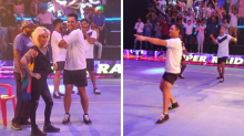 Fans Get Excited as Pictures Surface of MS Dhoni Playing Kabaddi