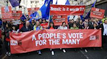 Liverpool Protest Demanding 'People's Vote' On Brexit Piles Pressure On Labour