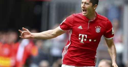 Foot - C1 - Bayern - Le Bayern avec Lewandowski, Hümmels et Boateng à Madrid