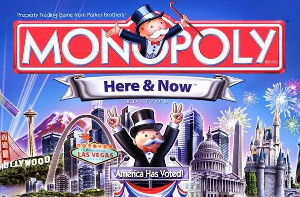 Hasbro wants you to help design a new Monopoly board
