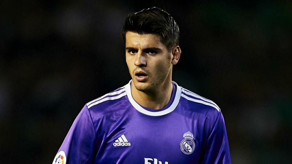 Calciomercato Real per Morata: lo vuole il Manchester United