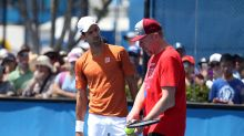 Boris Becker reveals 'challenging' six months after Novak Djokovic split
