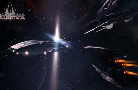 Battlestar Galactica gets an open beta date