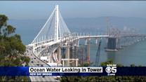 Phil Matier: Saltwater May Be Seeping Into New Bay Bridge
