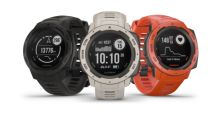 Meet the Garmin® Instinct®: a GPS watch built tough for the outdoors