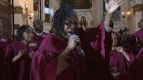 Harlem choir helps heal former drugs addicts