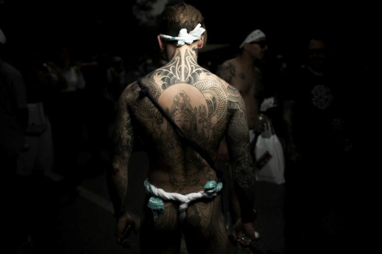 Tattoo Artists Need Medical License Japanese Court