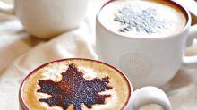 甜美楓糖咖啡