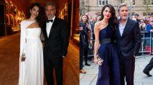 Das sind die schönsten Looks von Amal Clooney