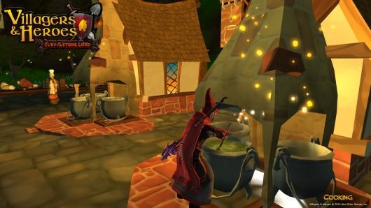 Villagers and Heroes announces April 17th Steam launch and new expansion