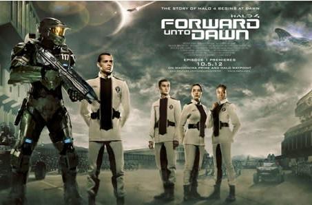 Halo 4: Forward Unto Dawn earns Emmy nomination