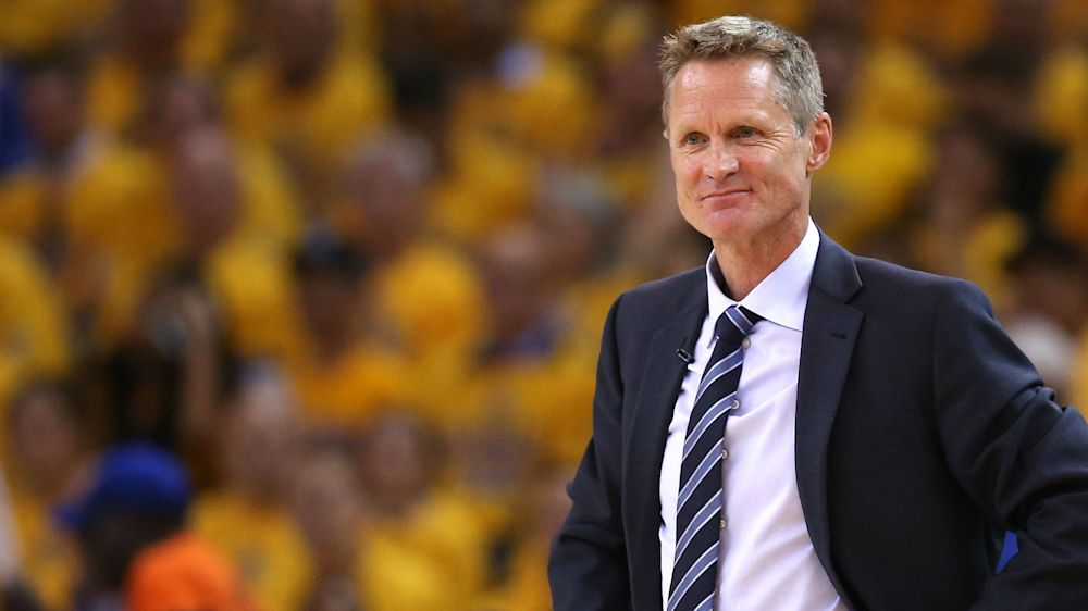Steve Kerr distills Warriors-Cavs rivalry: 'We just want to kick each other's a—'