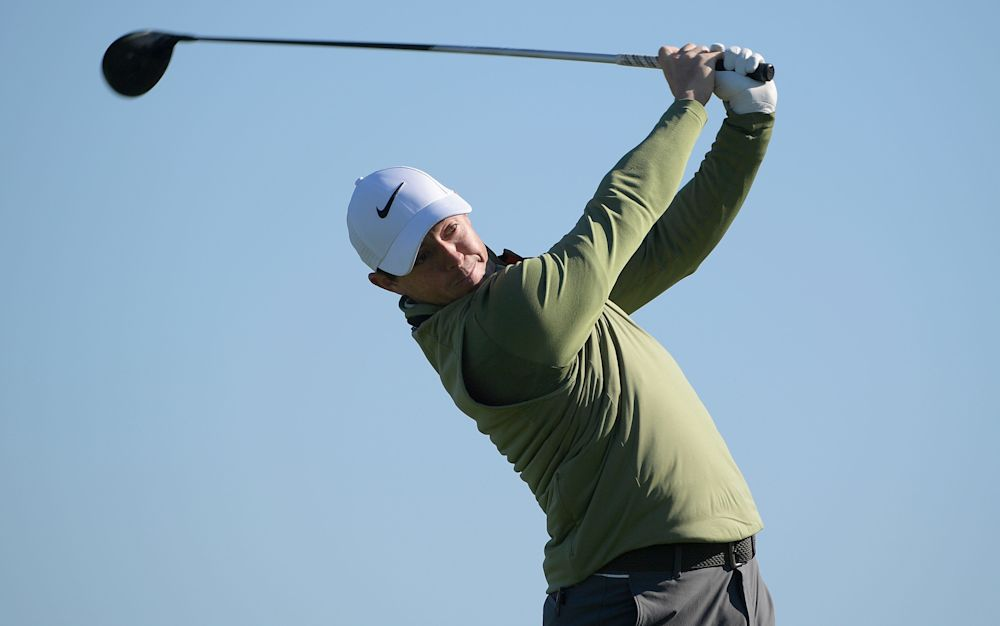 Rory McIlory battled back from a rocky start at Bay Hill - AP