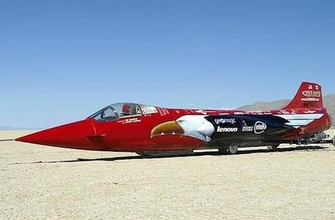 North American Eagle project pumps out WiFi, takes aim at land speed records