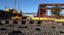BHP posts record annual iron ore output, beats fourth-quarter forecasts