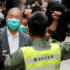 Hong Kong tycoon Jimmy Lai gets 14 months in prison for unauthorised assembly