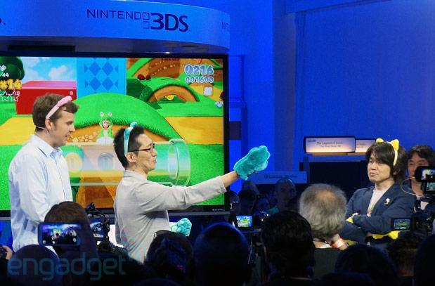 Visualized: The lunacy of E3, live from Nintendo