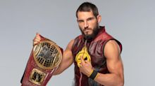 Q&A: NXT star Johnny Gargano on WWE 'Halftime Heat,' Royal Rumble, and the Browns