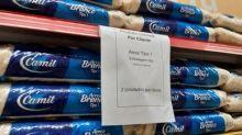 Temendo desabastecimento, mercados do RJ já limitam compras de arroz, óleo e leite