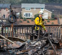 'Like God has no sympathy': Crews struggle with deadly wildfires racing through Northern California, wine country
