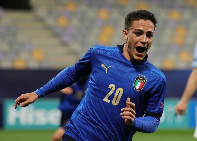 Joven Delantero Del Sassuolo Es La Principal Novedad De Italia Para La Eurocopa