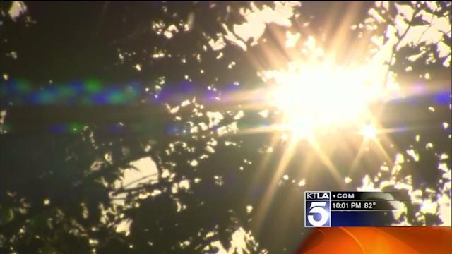 SoCal Sizzles Under Triple Digit Heat