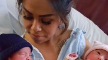 Twins Born Minutes Apart In Two Different Years Over New Year